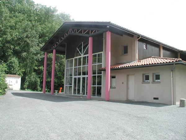 Salle Raymond Viollier – La Chapelle-des-Pots