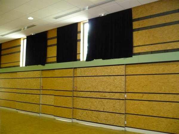 Salle municipale «Le Val de la Jarretière» – Le Douhet
