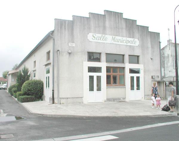 Salle Municipale – Les Gonds