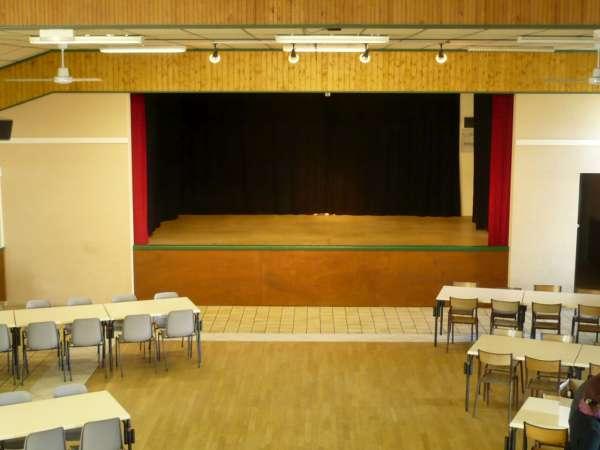 Salle des Fêtes – Montpellier-de-Médillan