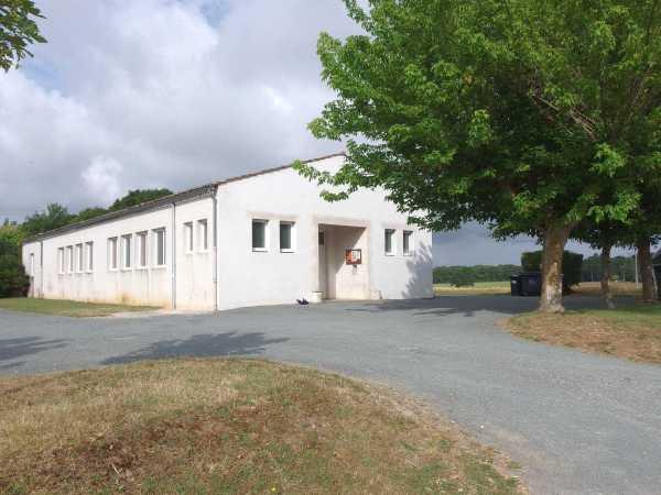 Salle municipale – Nieul-lès-Saintes