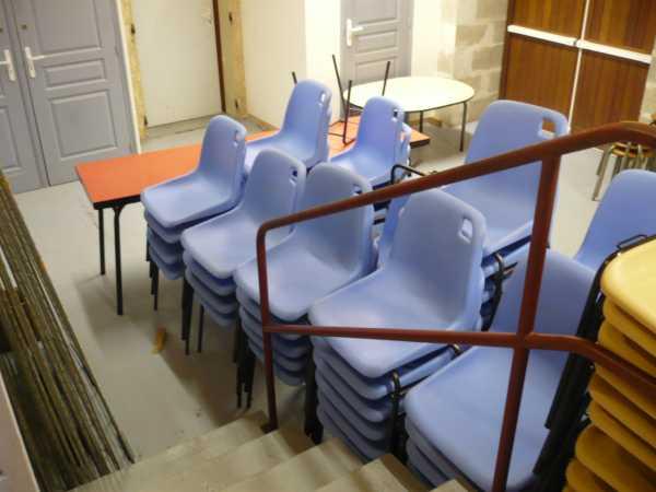 Salle des fêtes – Plassay