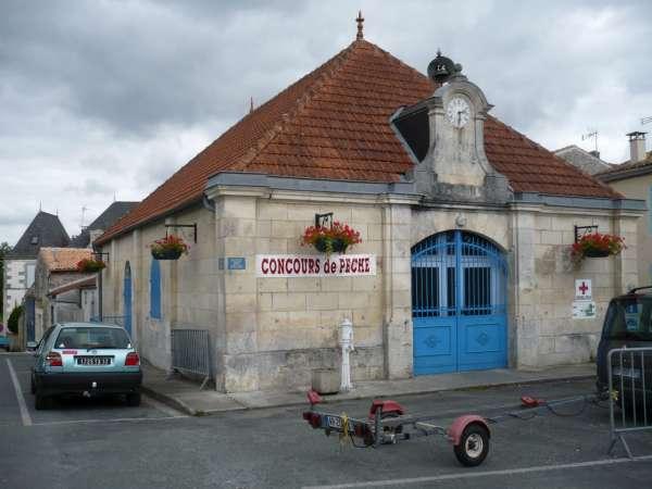 Salle des fêtes – Port d'Envaux