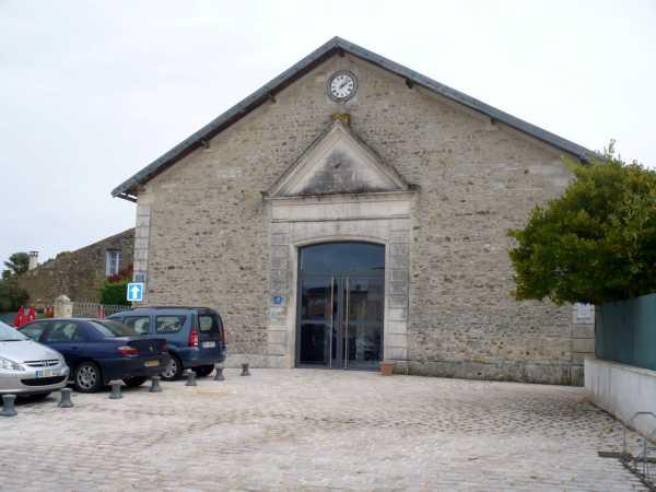 Salle polyvalente – Saint-André-de-Lidon