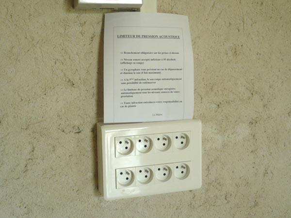 Armoire éléctrique