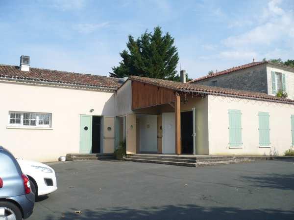 Salle municipale – Vénérand
