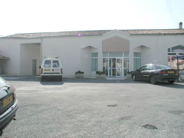Salle Polyvalente – Villars-en-Pons
