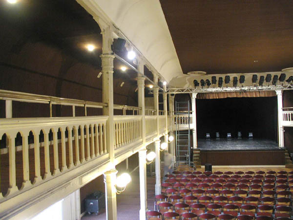 Salle municipale Aliénor d'Aquitaine – Saint-Jean d'Angély