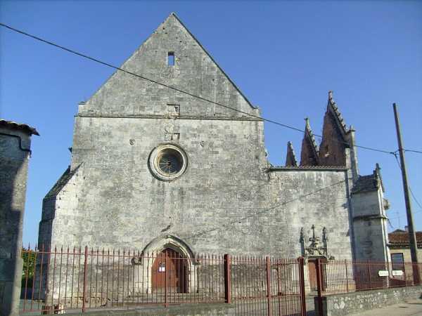 Abbaye des Augustins – Saint-Savinien-sur-Charente