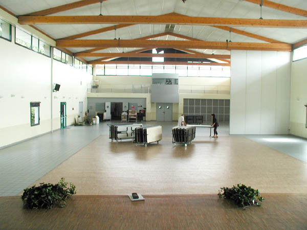 Espace Culturel LA BELLE ARRIVEE – Nueil-les-Aubiers