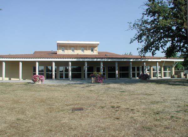 Salle socio éducative – Chatillon-sur-Thouet