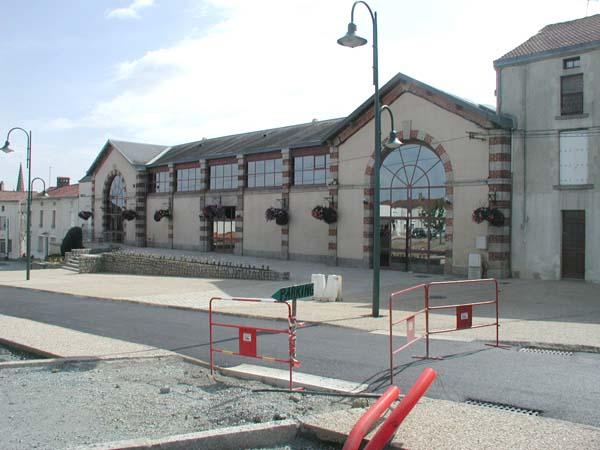Salle polyvalente – L'Absie
