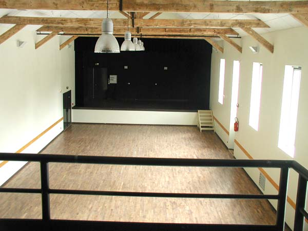Salle du Réveil – La Peyratte