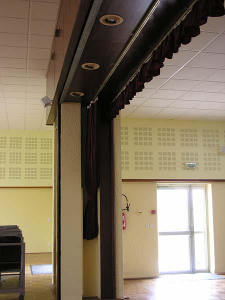Salle des fêtes – Largeasse