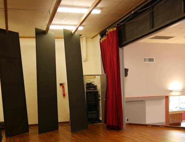 Salle des fêtes – Ménigoute