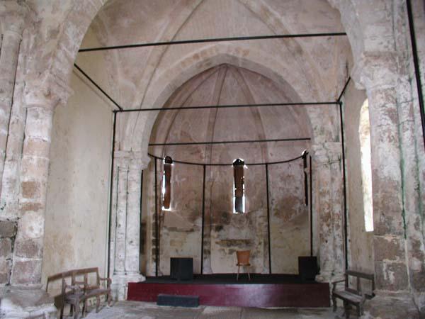 La Chapelle de Hérisson – Pougne-Hérisson