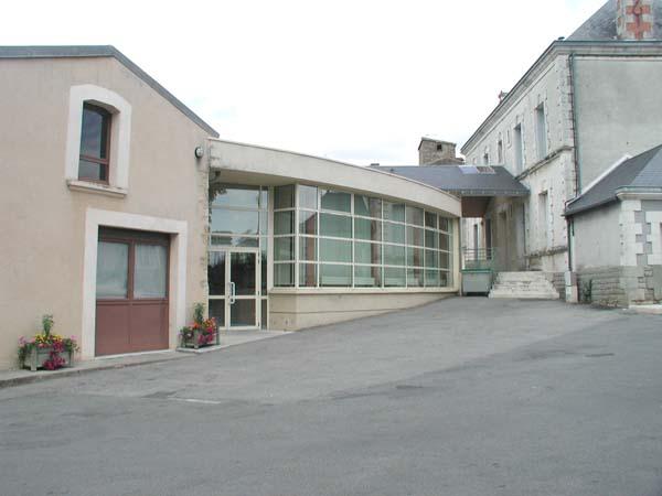 Salle des fêtes – Saint-Loup-Lamairé
