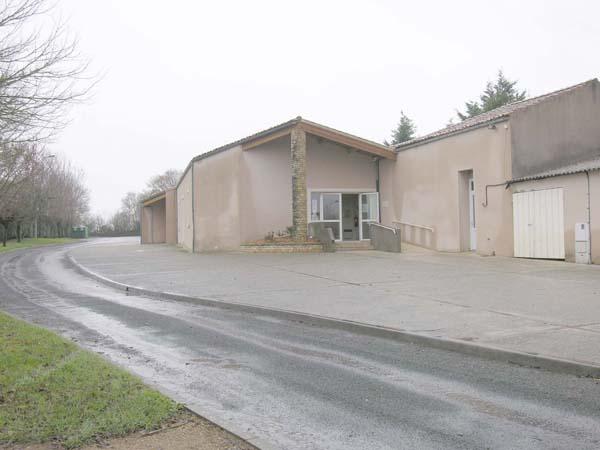 Salle des fêtes – Sainte-Ouenne