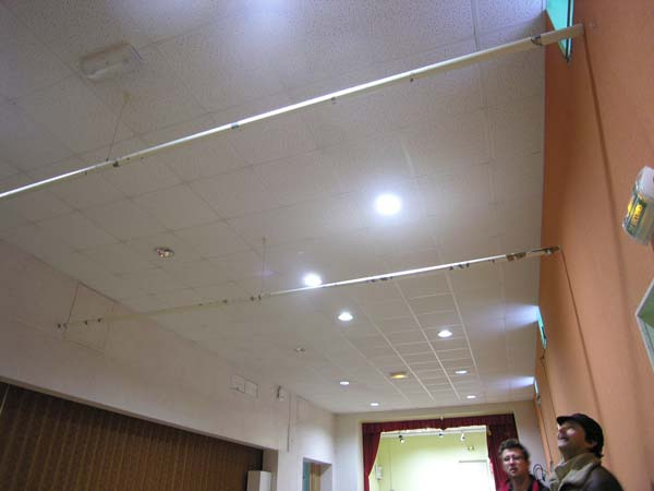 Salle des fêtes – Surin