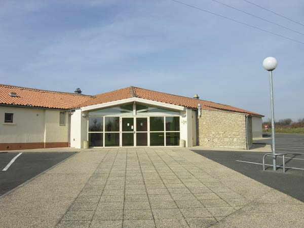 Salle Pierre Gautier – Exireuil