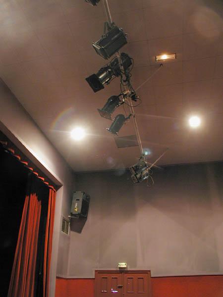 Salle de spectacle – Lezay
