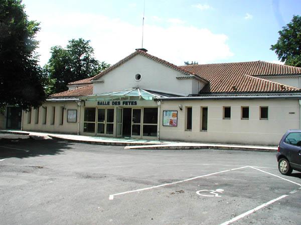 Salle des fêtes – Mougon-Thorigné