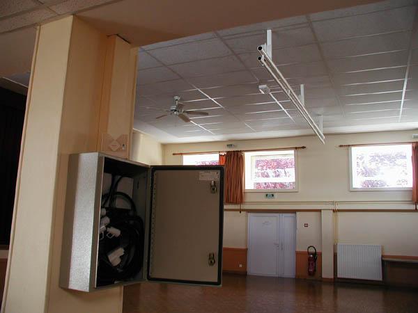 Salle des fêtes – Rom