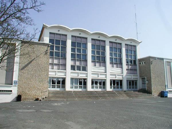 Salle socio-culturelle – Sauzé-Vaussais
