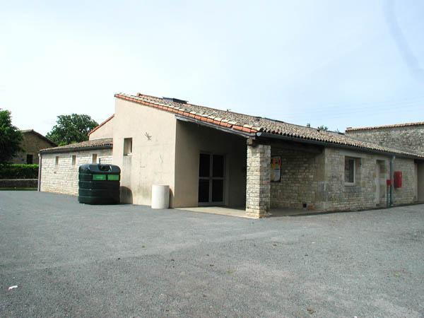 Salle des fêtes de Verrines – Celles-sur-Belle