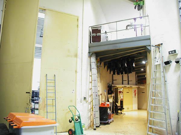 Le Moulin du Roc – La salle Avron (petite salle) – Niort