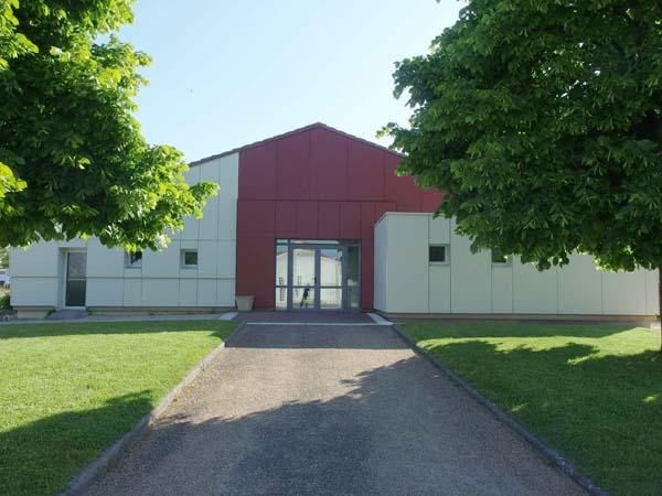 Salle socio-éducative – Saint-Aubin-du-Plain