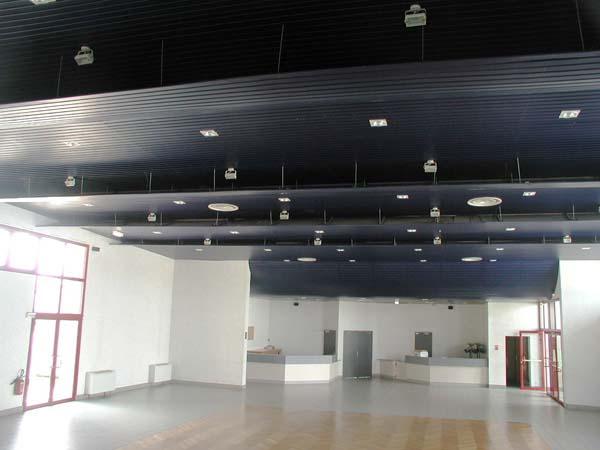 Salle polyvalente – Aslonnes