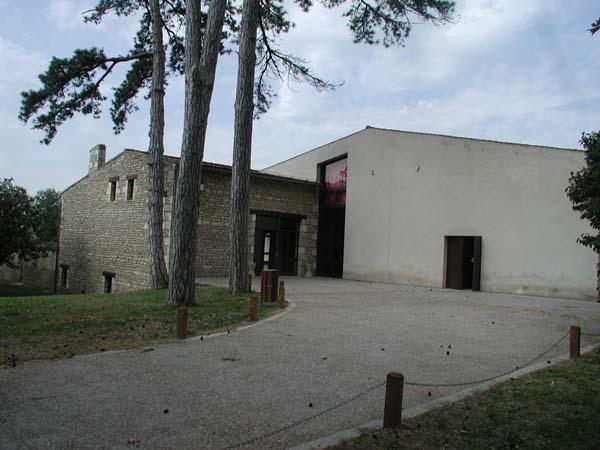 Salle polyvalente – Ayron
