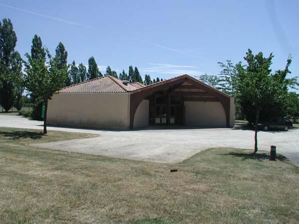 Salle du Temps libre – Chalandray