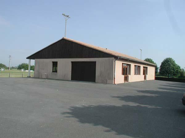 Salle polyvalente – Salle Marcel Trouve – Chiré-en-Montreuil