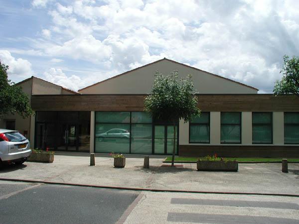 Salle polyvalente – La Villedieu-du-Clain