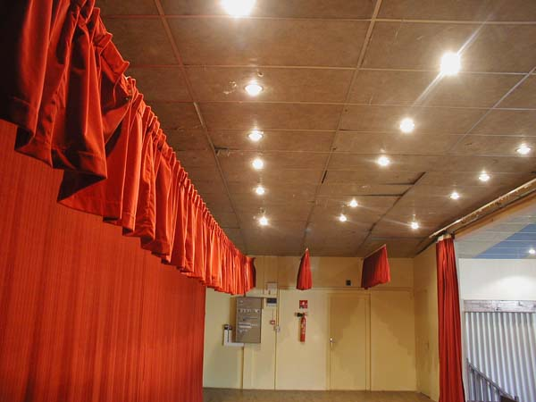 Salle polyvalente – Latillé