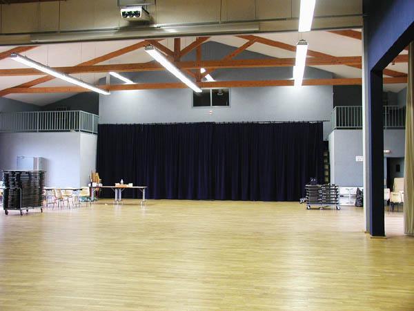 Salle des fêtes – Espace 5 – Lusignan