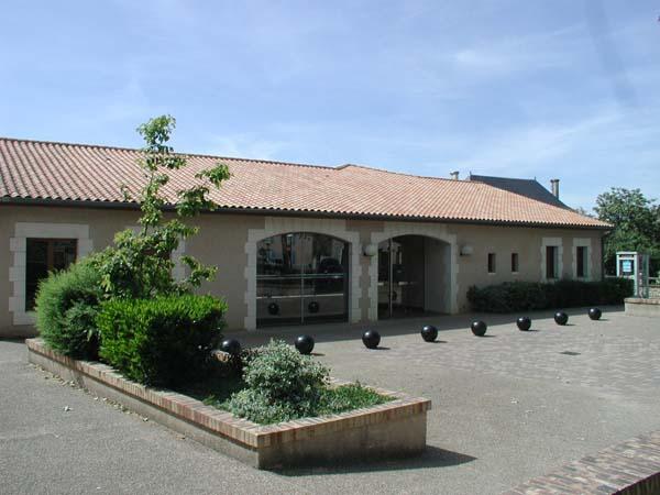 Salle polyvalente – Nieuil l'Espoir