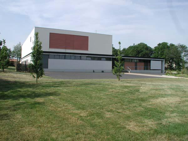 La Passerelle – Salle de spectacles intercommunale – Nouaillé-Maupertuis