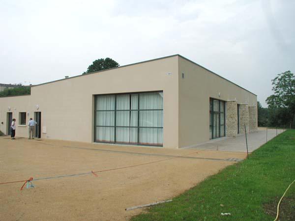 Salle municipale – Sanxay