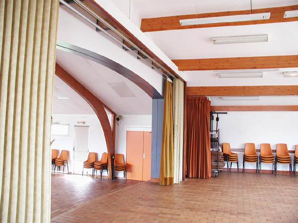Salle polyvalente – Blanzay