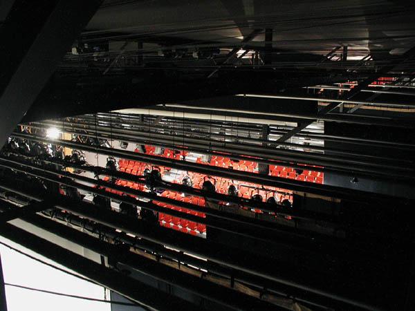 La Hune – Salle de spectacles – Saint-Benoît