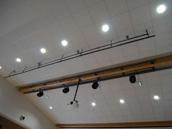 Salle multiactivités – Chouppes