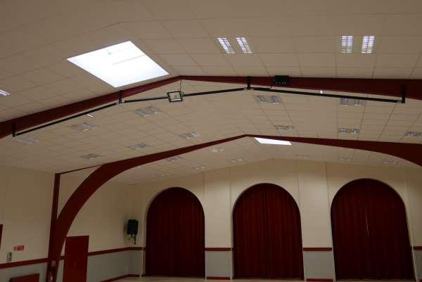 Salle des fêtes – Mirebeau