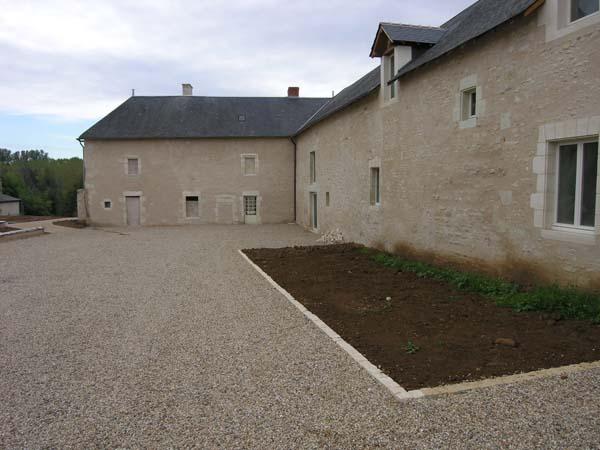 Prieuré de Saint-Léger la Pallu – Jaunay-Marigny