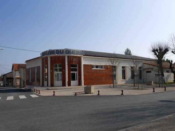 Pavillon du Québec – Angliers