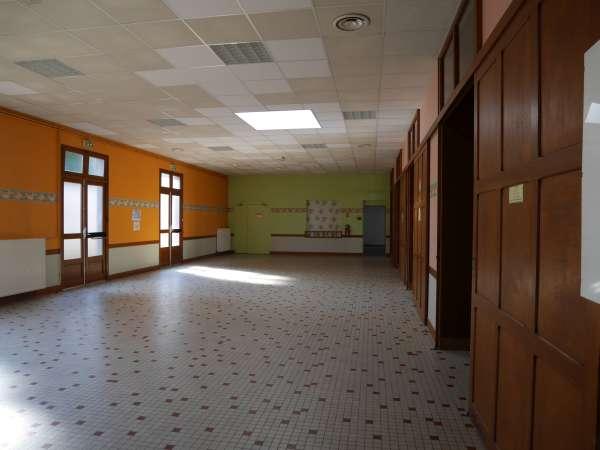 Salle des fêtes – Ceaux-en-Loudun