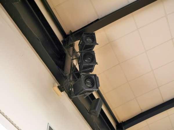 Salle cantonale – Les Trois Moutiers