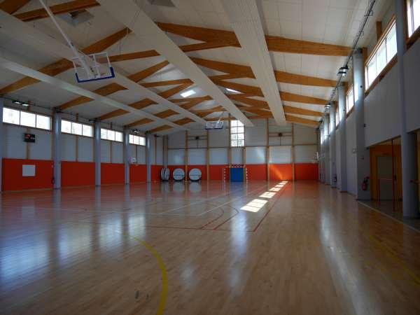 Gymnase Jeanne Moutret – Moncontour